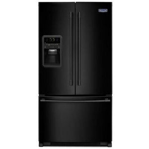 "Maytag 22 cu. ft. 33"" French Door Refrigerator with Beverage Chiller Compartment"