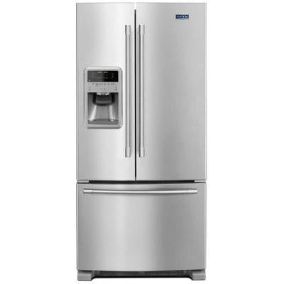 Maytag 22 cu. ft. French Door Refrigerator with Beverage Chiller Compartment