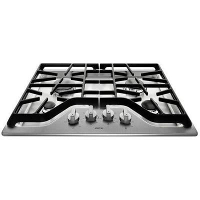 "30"" Gas Cooktop with Power Burner"