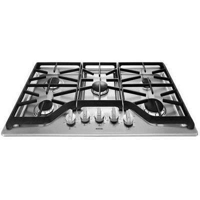 "Maytag 36"" Gas Cooktop with Power Burner"