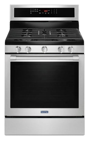 Maytag 5.8 cu. ft. Gas Range with True Convection & Power Preheat