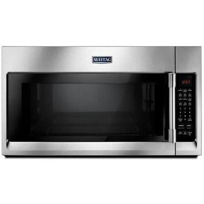 Maytag 2.1 cu. ft. Over-the-Range Microwave with WideGlide Tray