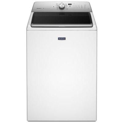 Maytag 5.3 cu. ft. Top Load Washer with Sanitize Cycle