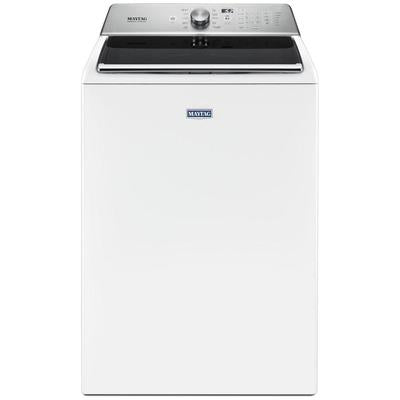 Maytag Top Load Washer with the Deep Fill Option and PowerWash® Cycle–5.2 cu. ft.