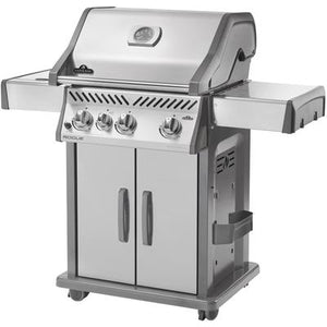 Rogue 425 Series Liquid Propane Grill with Infrared Side Burner