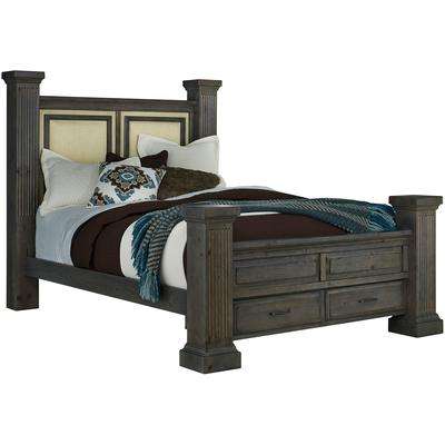 Fordham Complete Queen Storage Bed