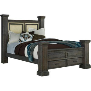Fordham Complete King Storage Bed