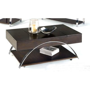 Showplace Castered Lift-Top Cocktail Table
