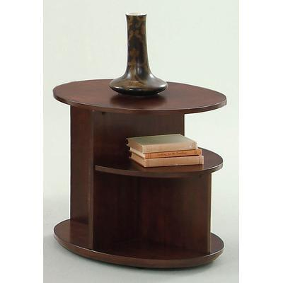 Metropolitan Oval End Table