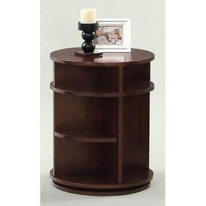 Metropolitan Swivel/Chairside Table