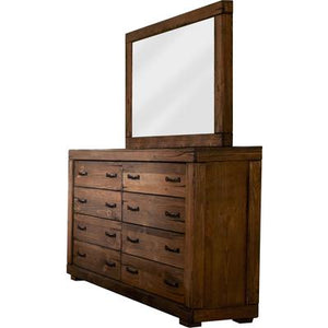 Maverick Drawer Dresser with Mirror
