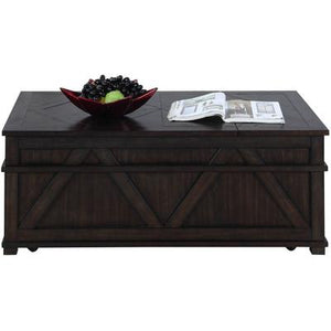 Foxcroft Storage Cocktail Trunk