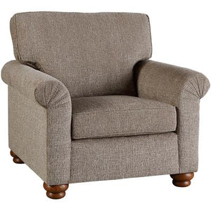 Aubrey Chair - Pewter