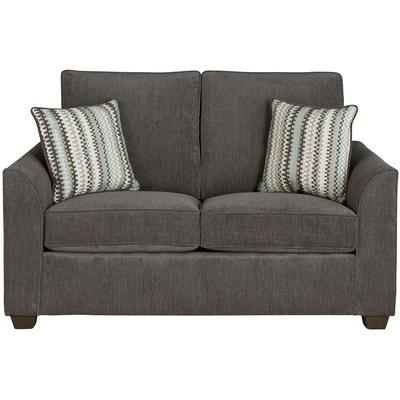 Remi Loveseat - Charcoal
