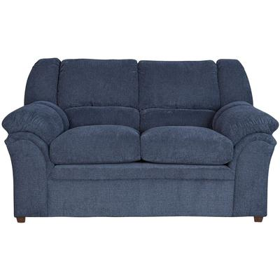Big Ben Loveseat - Indigo