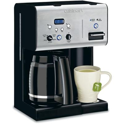 Cuisinart Coffee Plus™ 12-Cup Programmable Coffeemaker plus Hot Water System