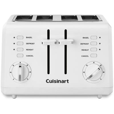 Cuisinart 4-Slice Compact Plastic Toaster