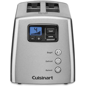 Cuisinart Touch to Toast Leverless 2-Slice Toaster