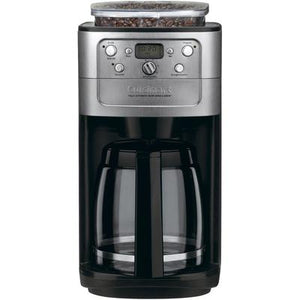 Cuisinart Grind & Brew 12-Cup Automatic Coffeemaker - Brushed Chrome