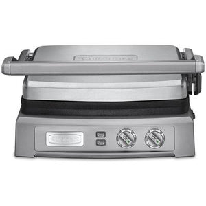 Cuisinart Deluxe Griddler - Brushed Stainless Steel