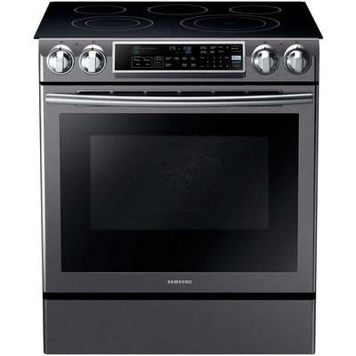 "Samsung 30"" Electric Slide in Range"