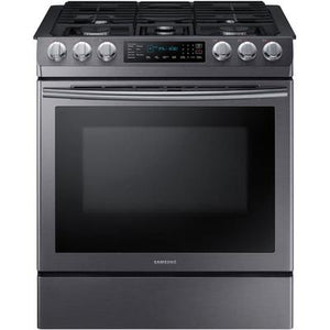 "Samsung 30"" Gas Slide-In Range"