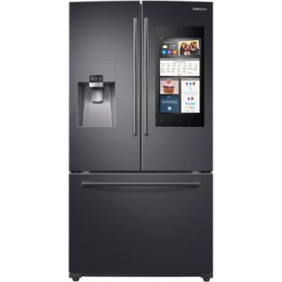 Samsung 22 Cu. Ft. Counter Depth 3-Door Refrigerator