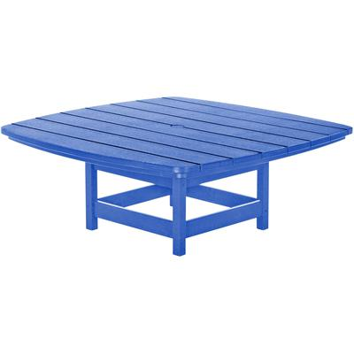 Conversational Table - Blue