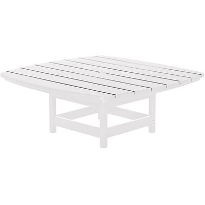 Conversational Table - White