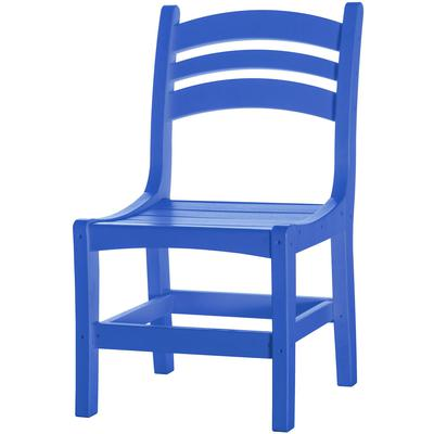 Casual Dining Chair - Blue