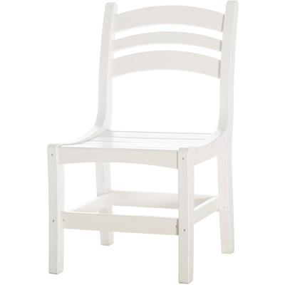 Casual Dining Chair - White