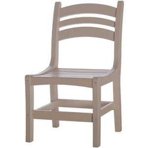 Casual Dining Chair - Weatherwood