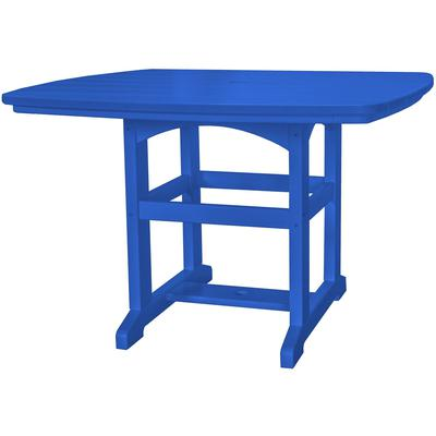 Small Dining Table - Blue