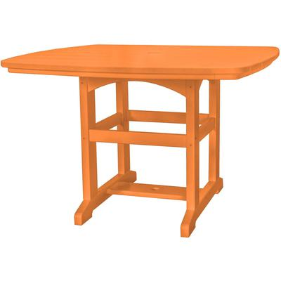 Small Dining Table - Orange