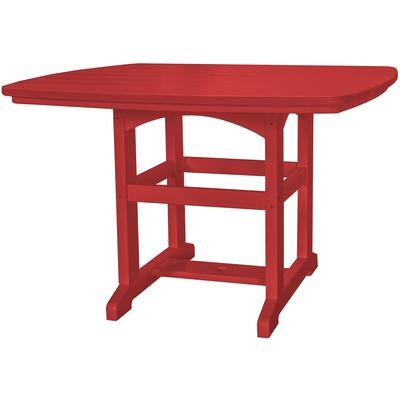 Small Dining Table - Red
