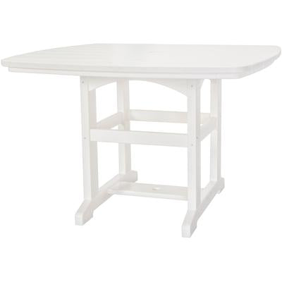 Small Dining Table - White
