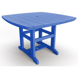"46"" x 72"" Dining Table - Blue"
