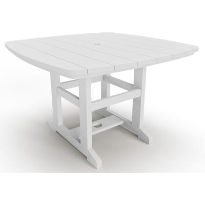 "46"" x 72"" Dining Table - White"