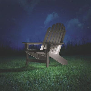 Essentials Adirondack Chair - Weatherwood