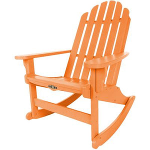 Essentials Adirondack Rocker - Orange