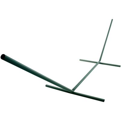 Steel Hammock Stand - Forest Green Textured