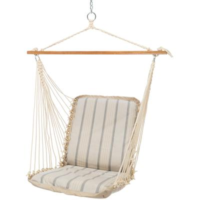 Cushioned Single Swing - Cove Pebble