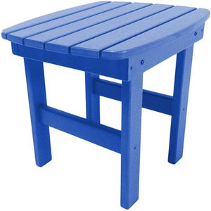 Side Table - Blue