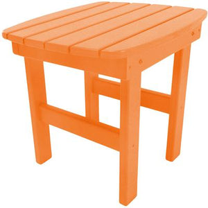 Side Table - Orange
