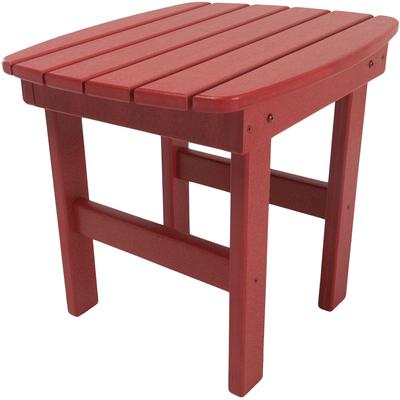 Side Table - Red