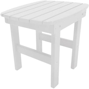 Side Table - White