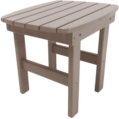 Side Table - Weatherwood
