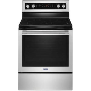 "Maytag 30"" Electric Range with True Convection and Power Preheat"