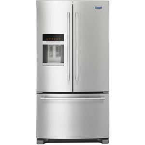 Maytag 25 cu. ft. French Door Refrigerator with PowerCold Feature