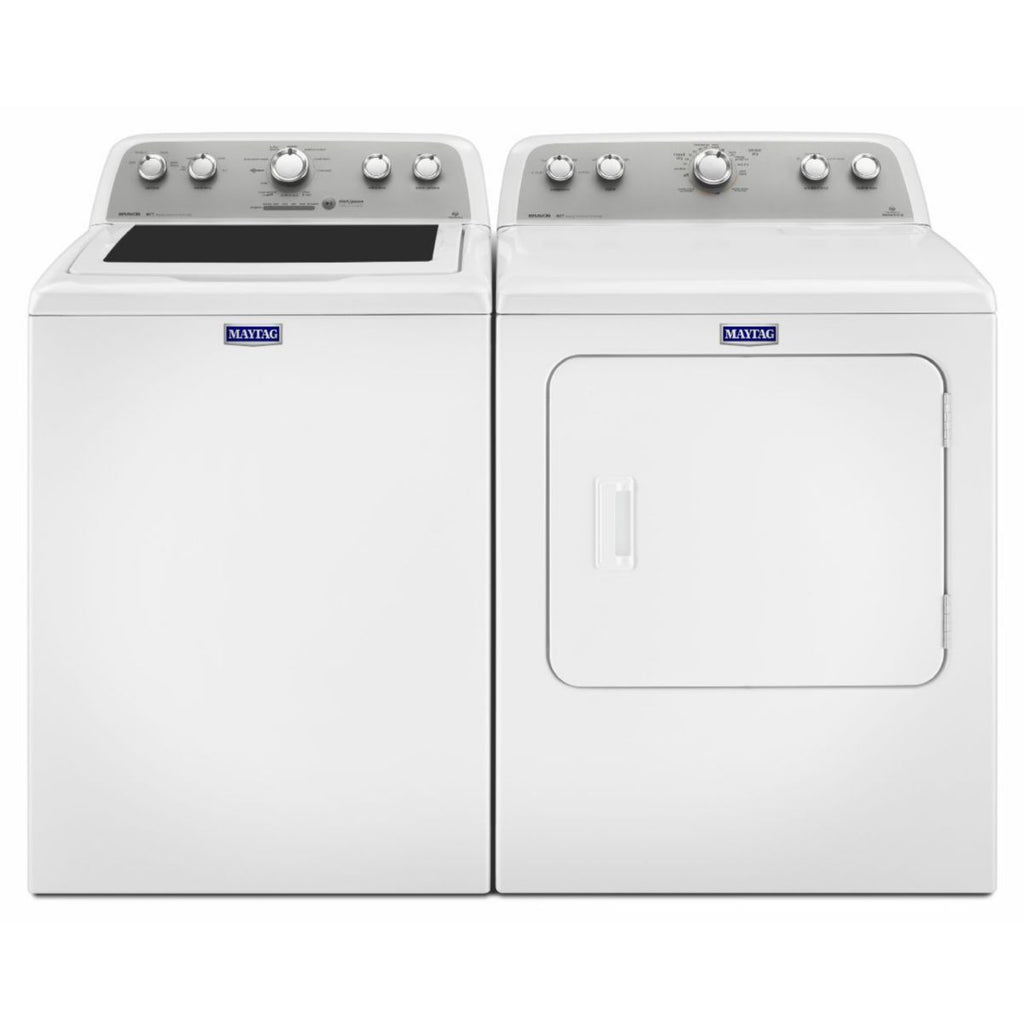 Maytag Bravos 4.3 cu. ft. Top Load Washer & 7.0 cu. ft. Electric Dryer